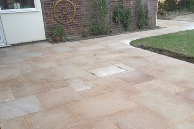 Flooring, Outside, Sudbury, Suffolk